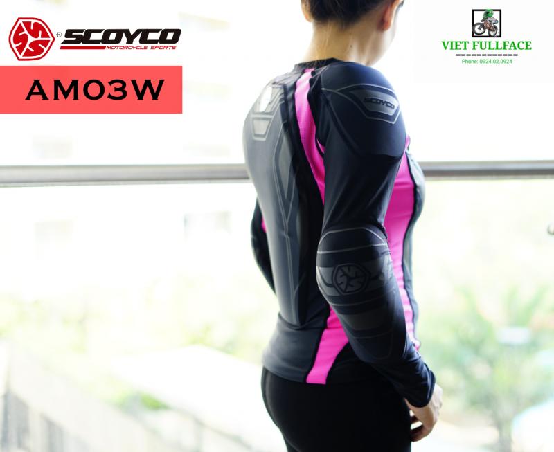 Scoyco AM03W - Áo Giáp Nữ
