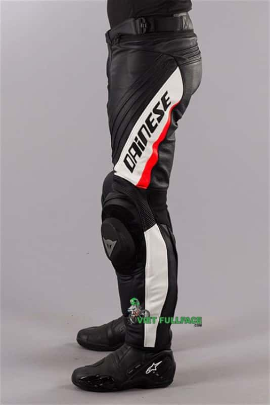 Quần giáp Dainese - Dainese Delta Pro EVO C2 Leather Pants