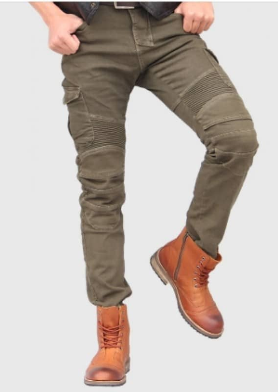 Quần Giáp Jean Sspec - Protection Motorcycle Jeans