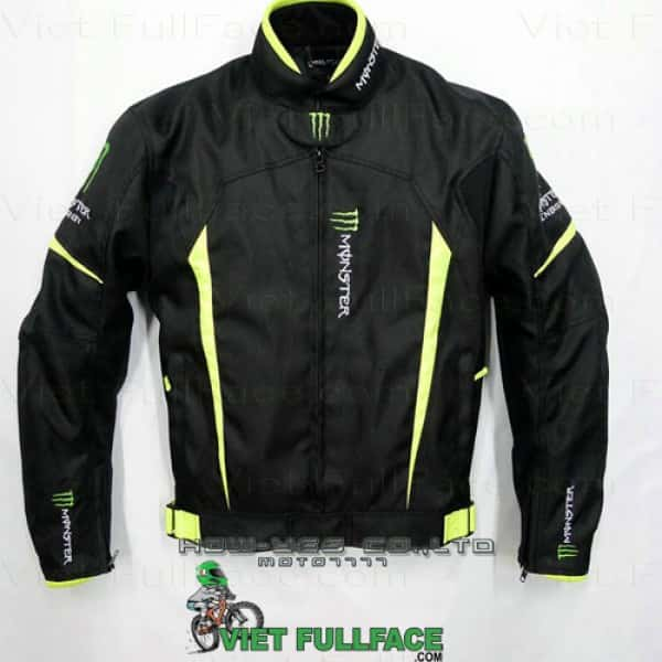 Áo Giáp Monster - Monster Motor Jacket