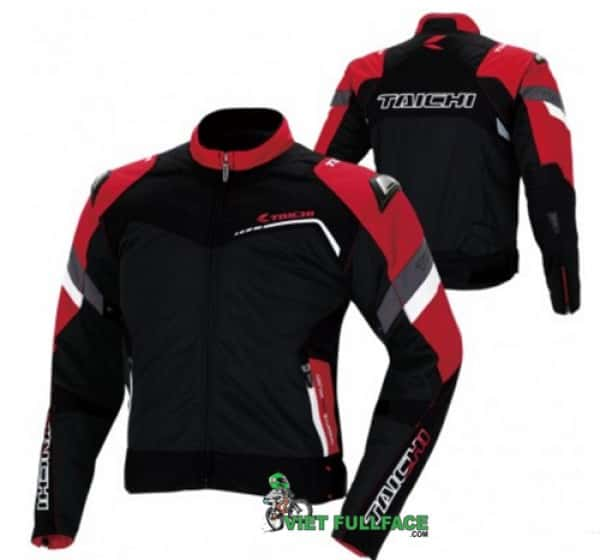 Áo Giáp Taichi - RS Taichi RSJ314 Armed High Protection Mesh Jacket