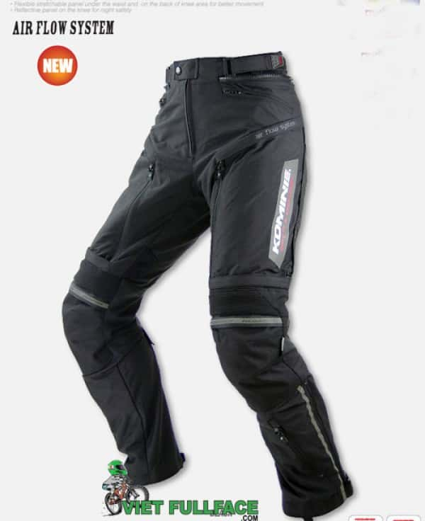 Quần Giáp Komine - Komine PK716 Full Year Ringding Pants Air
