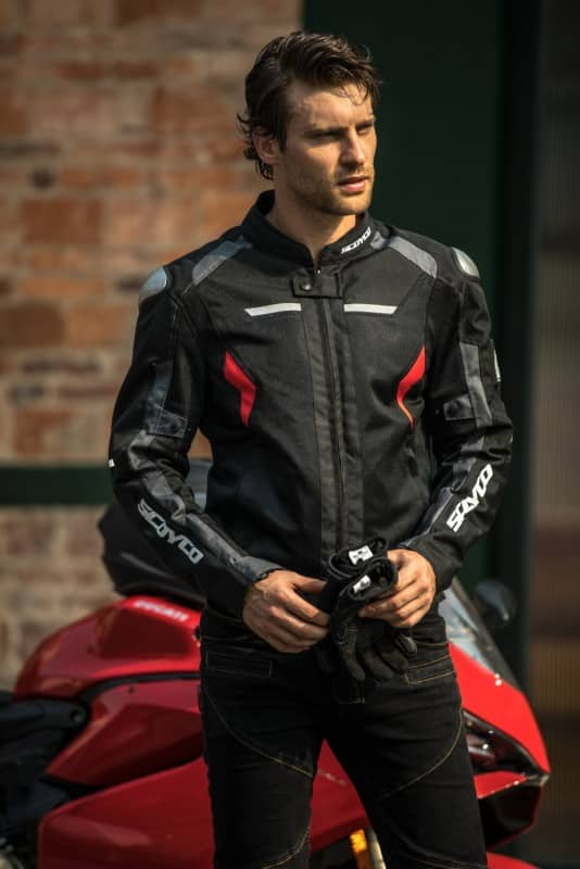 Scoyco JK112 - Racing Jacket