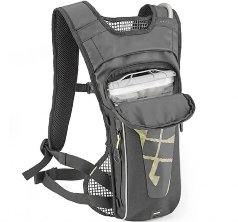 Givi GRT719 Rucksack with Integrated Water Bag - Balo Nước
