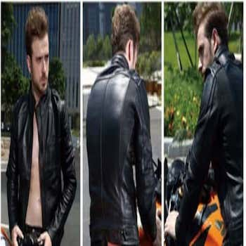 Áo Giáp Da Scoyco _JK44 Leather Jacket