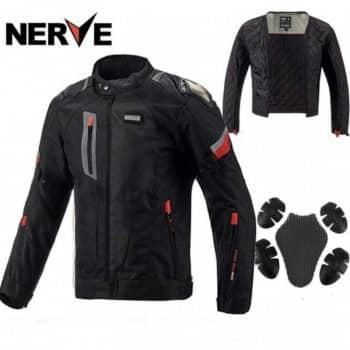 Áo Giáp Nerve - Jacket Motocross,Adventure.
