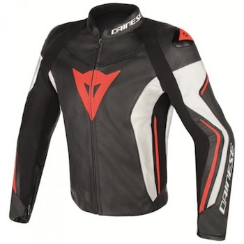 Áo Giáp Da Dainese - Dainese Assen Leather Jacket
