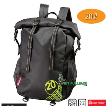 Balo_Komine KO SA-208 Waterproof Riding Bag 20