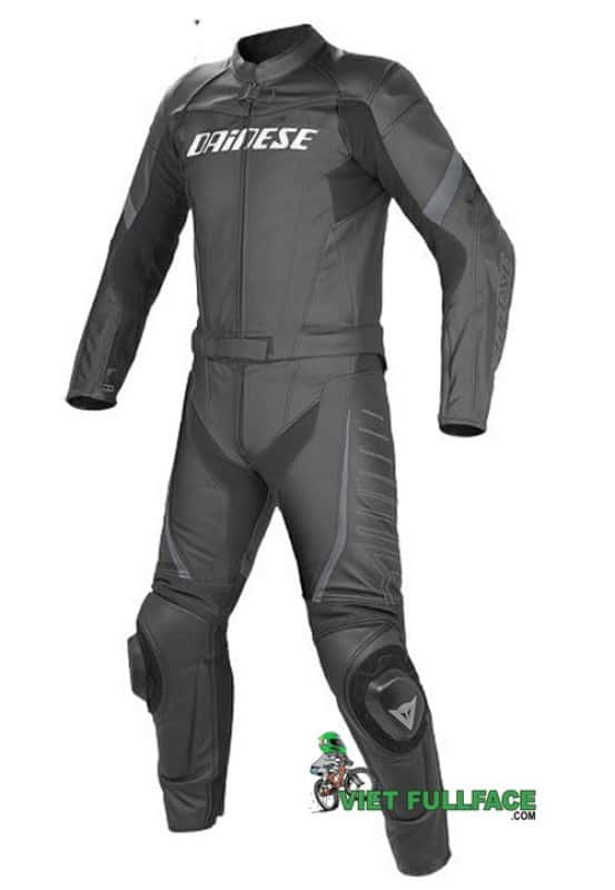 Áo Giáp Dainese - Racing DIV 2 Piece Leather Suit